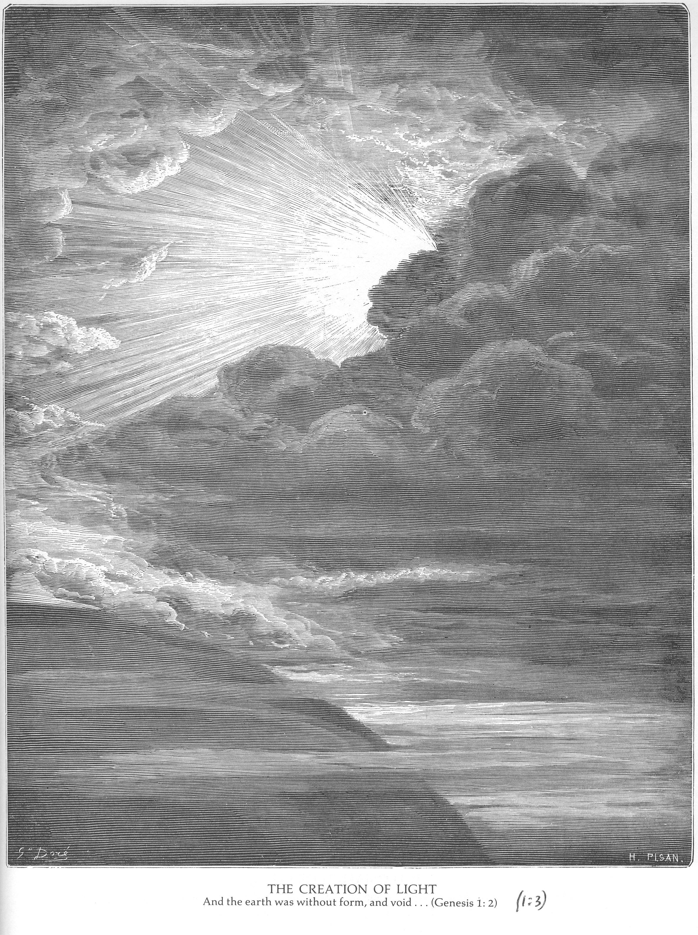 Gustave Dore Bible Gallery Old Testament Genesis