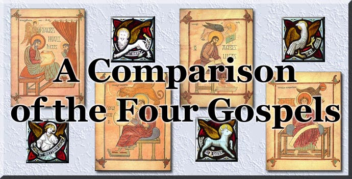 Swartzentrover.com   A Comparison of the Four Gospels