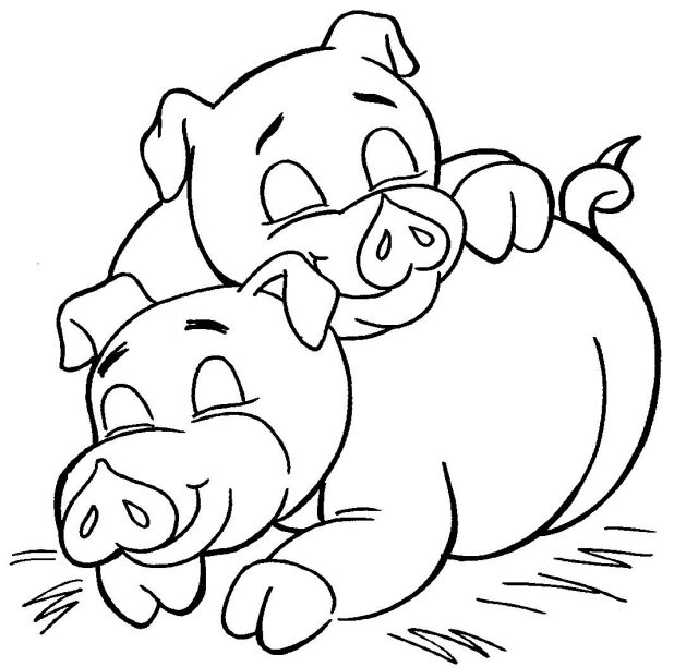 My Pig ClipArt - Page 3